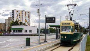 tramwaj na unii lubelskiej fot. s. wachala 300x169 - Poznań: Od 1 września tramwaje pojadą na Unii Lubelskiej