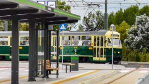 tramwaj na unii lubelskiej fot. s. wachala2 300x169 - Poznań: Od 1 września tramwaje pojadą na Unii Lubelskiej