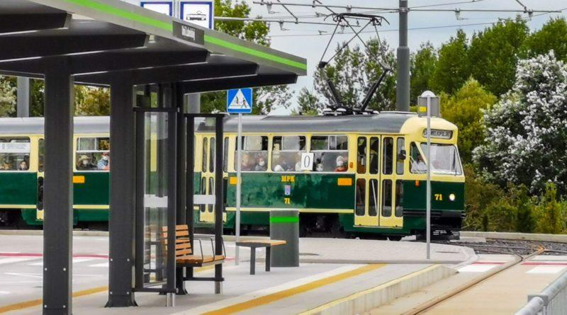 tramwaj na unii lubelskiej fot. s. wachala2 800x445 - Poznań: Pojedzie więcej autobusów i tramwajów!