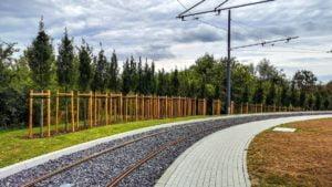 tramwaj na unii lubelskiej fot. s. wachala5 300x169 - Poznań: Od 1 września tramwaje pojadą na Unii Lubelskiej