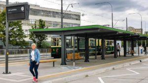 tramwaj na unii lubelskiej fot. s. wachala7 300x169 - Poznań: Od 1 września tramwaje pojadą na Unii Lubelskiej