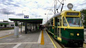 tramwaj na unii lubelskiej fot. s. wachala9 300x169 - Poznań: Od 1 września tramwaje pojadą na Unii Lubelskiej