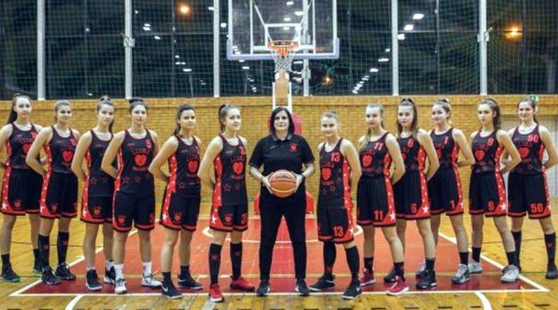 UKS Lider Basket Swarzędz fot. PP