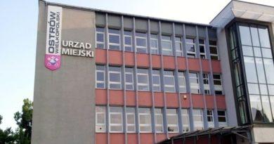 urząd miasta Ostrów Wielkopolski fot. UM Ostrów Wielkopolski