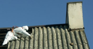 usuwanie azbestu fot. Powiat Poznański