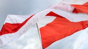 wolnosc dla bialorusi fot. s.wachala21 300x169 - Poznań: Demonstranci żądali wolności dla Białorusi