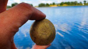 wykopaliska lednica fot. m. popek umk w toruniu3 300x169 - Gniezno: Skarby znalezione w jeziorze Lednickim