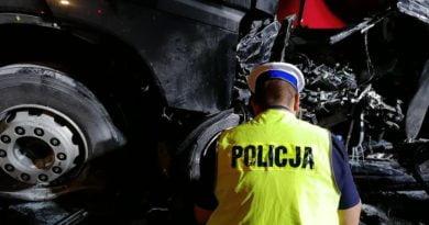 wypadek fot. KPP Września