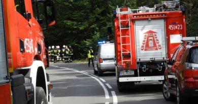 Jarocin: Wypadek na DK 12. Jedna osoba zginęła