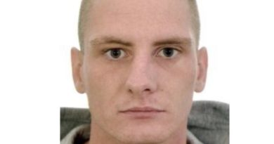 zaginiony Dawid Linetty fot. policja