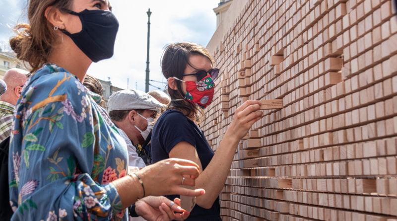 Znikający Mur Festiwal Malta fot. Sławek Wąchała