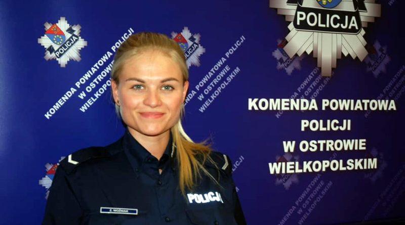 Zuzanna Woźniak fot. policja