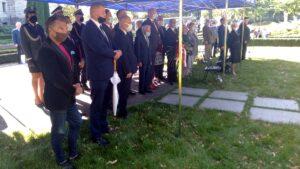 Poznań: Obchody 81. rocznica agresji ZSRR na Polskę przy pomniku Ofiar Katynia i Sybiru