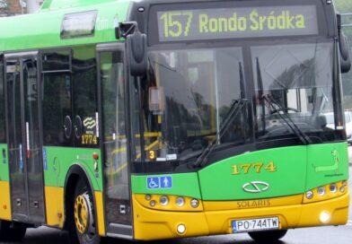 Poznań: Remont nawierzchni na Warszawskiej – autobusy zmienią trasy