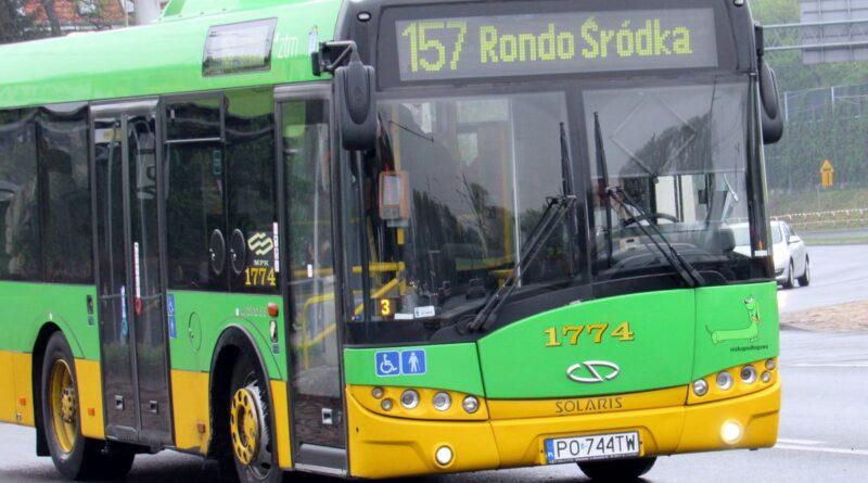 autobus 157 fot. ZTM