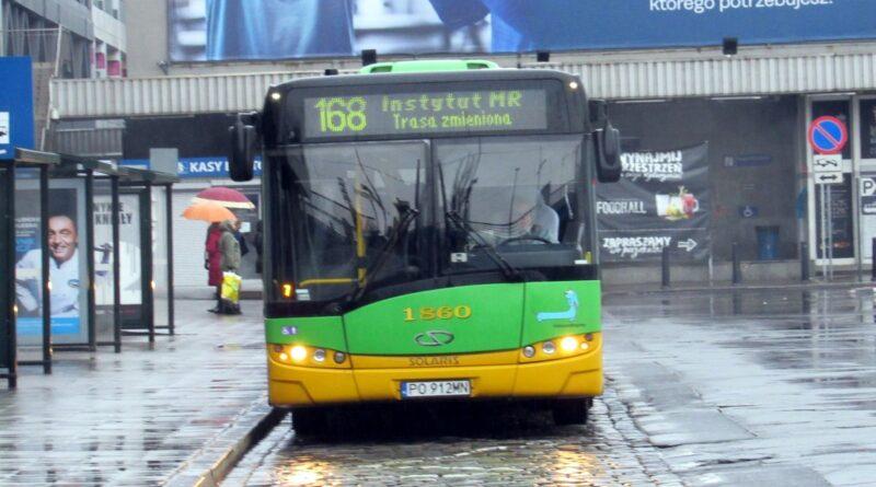autobus 168 fot. ZTM