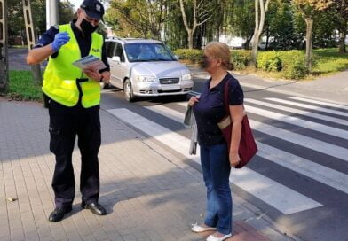 Poznań: Widoczny senior to bezpieczny senior!