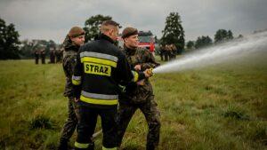 Gniezno: WOPR, straż pożarna, policja i WOT wspólnie w działaniach przeciwkryzysowych