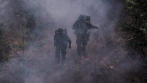 cwiczenia terytorialsow fot dwot4 300x169 - Leszno: Terytorialsi wracają do intensywnego szkolenia