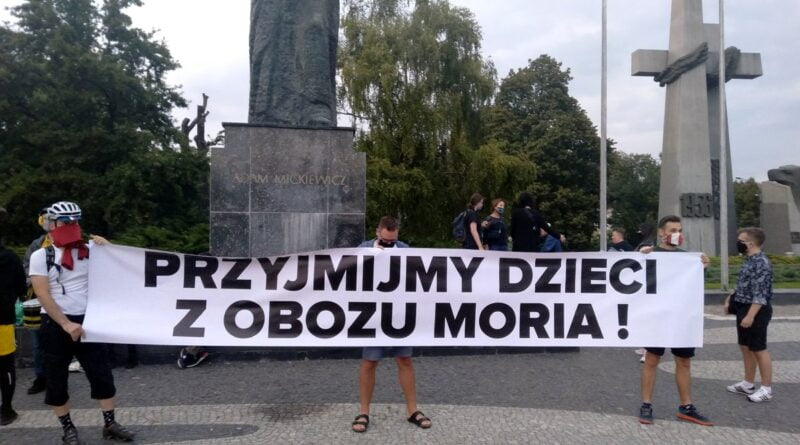 Demonstracja Moria