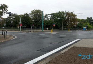 Poznań: Koniec przebudowy skrzyżowania Hetmańskiej i Dmowskiego