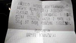 """Poznań: Zabytkowe tramwaje i Bartek, miłośnik """"helmutów"""", na przejażdżce z prezydentem Wiśniewskim"""