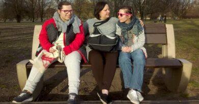 Dorota, Joanna i Ula Łodziak