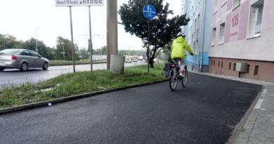 droga rowerowa Hetmańska fot. ZDM