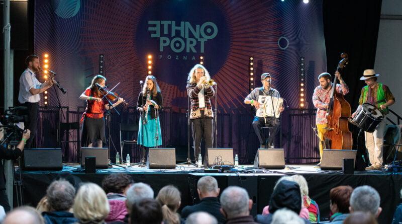 Kapela Timingeriu Ethno Port 2020 fot. Sławek Wąchała