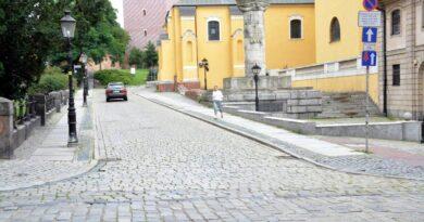 Góra Przemysła fot. UMP