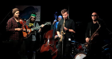 Jazz Forum Talents feat. Sylwester Ostrowski, Joris Teepe, Eric Allen fot. Magda Zając