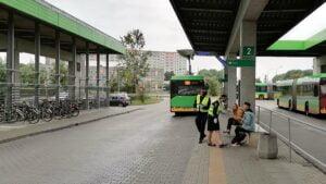 kontrole maseczek fot. smmp6 300x169 - Poznań: Nie masz maseczki w komunikacji? Może być mandat!