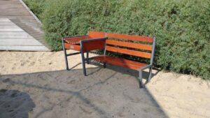 Poznań: W parkach są ławeczki do przewijania dzieci