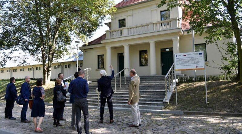 Łazienki Miejskie fot. UMP