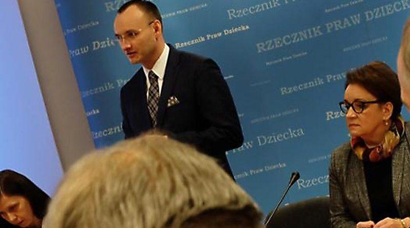 Mikołaj Pawlak, Rzecznik Praw Dziecka fot. gov.pl