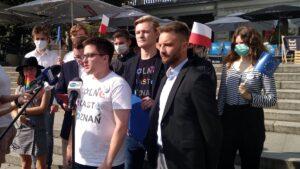Poznań: Żądają odwołania Wielkopolskiego Kuratora Oświaty