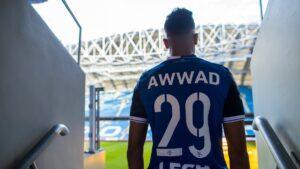 mohammad awwad fot. p. szyszka lech poznan  300x169 - Mohammad Awwad piłkarzem Lecha Poznań