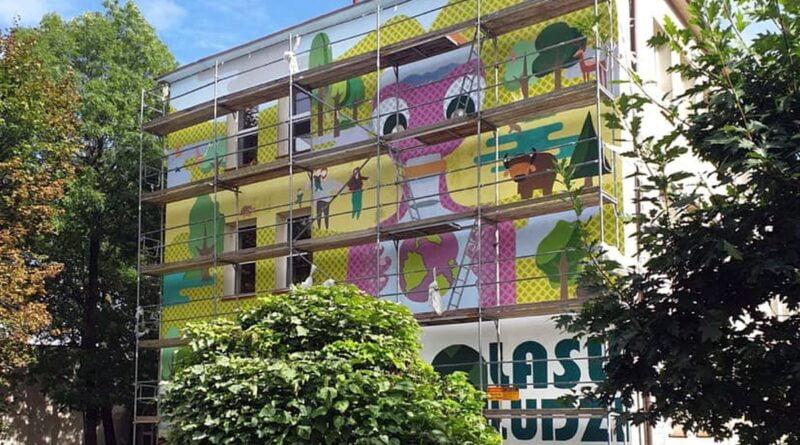 Mural fot. RDLP
