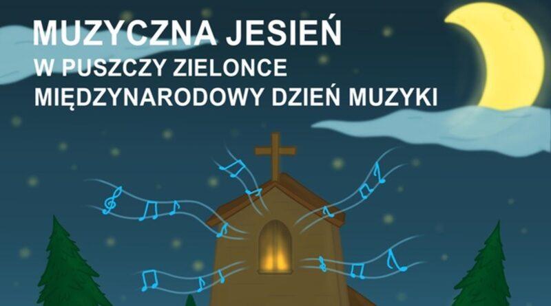 Muzyczna jesień w Puszczy Zielonce fot. mat. pras.