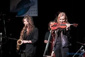 o n e quintet fot. slawek wachala 3087 300x200 - Poznań: O.N.E Quintet w Blue Note