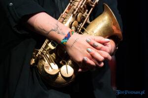 o n e quintet fot. slawek wachala 3093 300x200 - Poznań: O.N.E Quintet w Blue Note