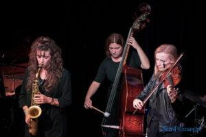 o n e quintet fot. slawek wachala 3273 300x200 - Poznań: O.N.E Quintet w Blue Note