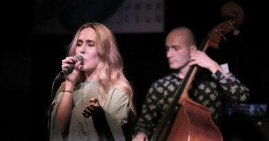 Poznań: Ola Jas w Blue Note
