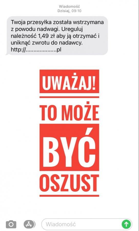 ostrzezenie przed internetowymi oszustami fot. policja - Poznań: Policja ostrzega przed oszustami internetowymi!