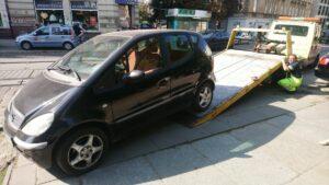 parkowanie fot. smmp3 300x169 - Poznań: Pieszy na jezdni, samochód na chodniku, czyli parkowanie w mieście