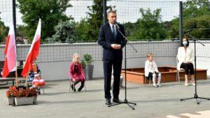 poczatek roku szkolnego fot. ump 300x169 - Poznań: Rozpoczęcie roku szkolnego