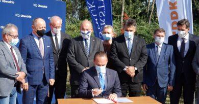 Kalisz: Umowa w sprawie obwodnicy podpisana