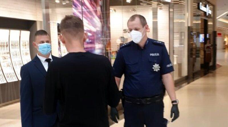 policja kontrole maseczek2 800x445 - Poznań: Będą kontrole sylwestrowe! Sanepidu i policji