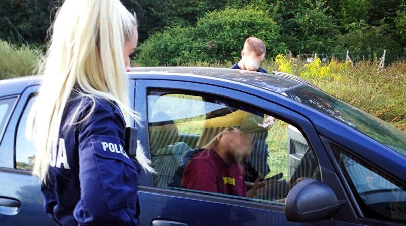 policja w zoo fot. Zoo Poznań