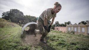 """projekt niezlomny fot. dwot6 300x169 - Wielkopolska: Terytorialsi walczyli o tytuł """"Niezłomnego"""""""